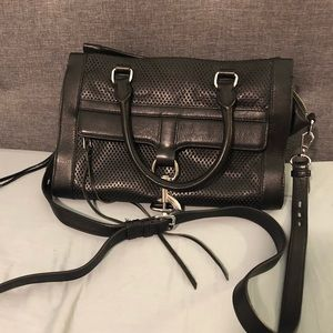 Rebecca Minkoff Bowery Leather Satchel